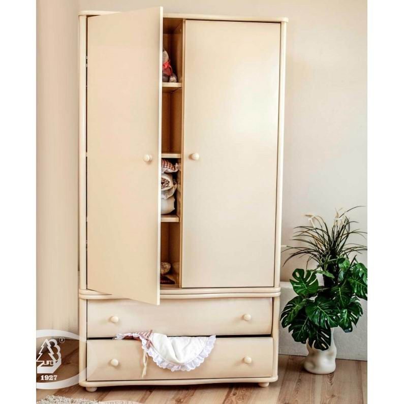 Шкаф для одежды красная звезда с-534.