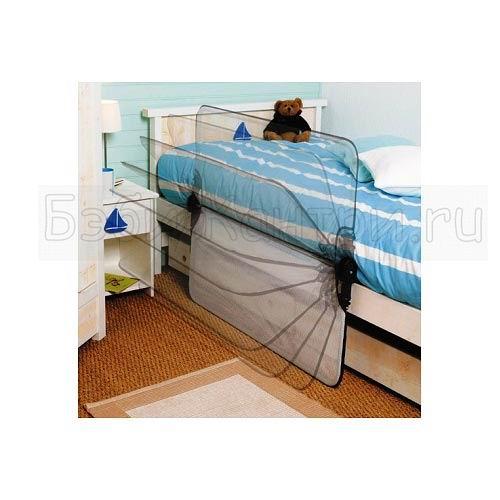 Как сделать барьер для кровати 590