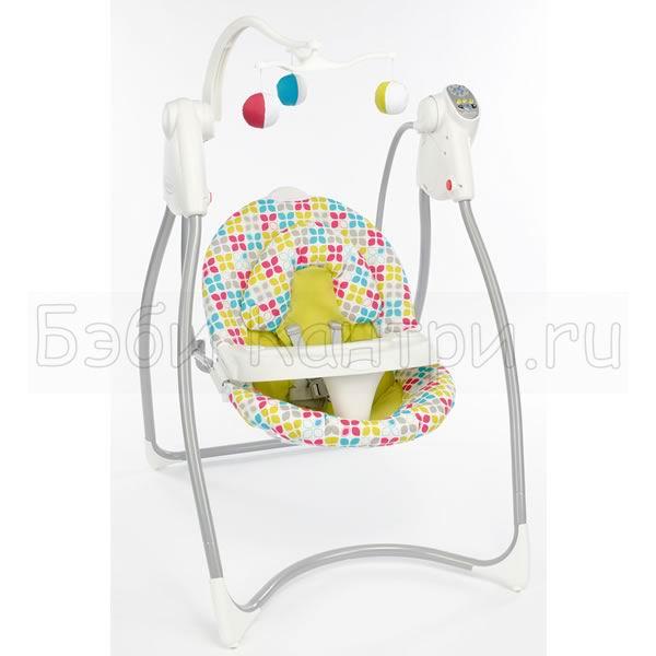 Качели для новорожденных graco купить