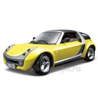 1:18 BB Машина Smart Roadster Coupe металл. Bburago 18-12052B