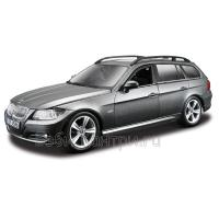 1:24 BB Машина Сборка BMW 3 Series Touring металл. в упак. с окошком Bburago 18-25099