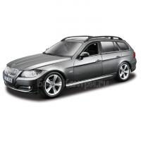 1:24 BB Машина Сборка BMW 3 Series Touring металл. в закр. упаковке Bburago 18-25095