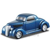 1:64 BB Машина Ford Coupe (1936) металл. Bburago 18-59023