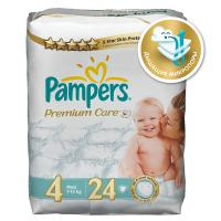 Подгузники Pampers Premium Care 7-14 кг. 24 шт. (4)