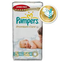 Подгузники Pampers Premium Care 11-25 кг. 56 шт. (5)