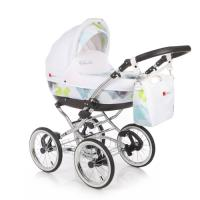 Коляска 2 в 1 Jetem Arabella Flowers