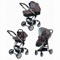 Коляска 3в1 Foppapedretti SuperTres Travel System