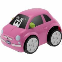 Chicco Машинка Turbo Touch Fiat 500 Pink