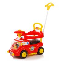 Каталка Baby Care Fire Engine