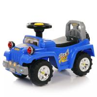 Каталка Baby Care Super Jeep