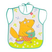 Нагрудник Happy Baby Baby Bib With Hangers 16011