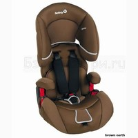 Автокресло детское Safety 1st by Baby Relax Tri-Safe