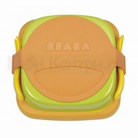 Набор посуды Beaba Soft lunch box