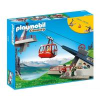 В горах: Фуникулер Playmobil 5426pm