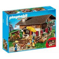 В горах: Дом в горах Playmobil 5422pm
