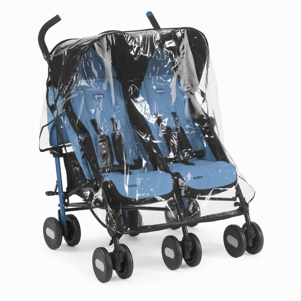 Коляска для двойни Chicco Echo Twin