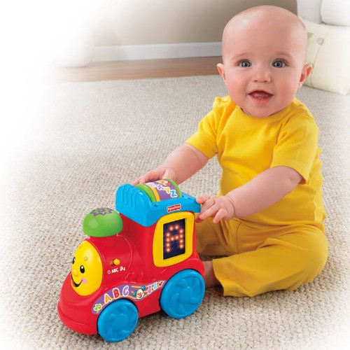 Поезд-алфавит Fisher Price X1468